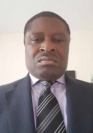 Dr. Nathaniel Tsendzughul
